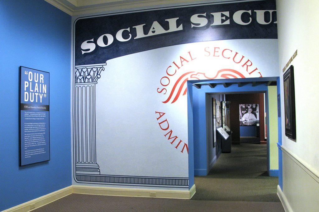 Social Security exhibit