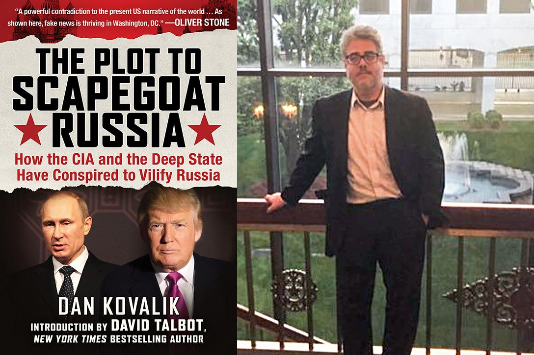 Dan Kovalik, Scapegoat_Russia