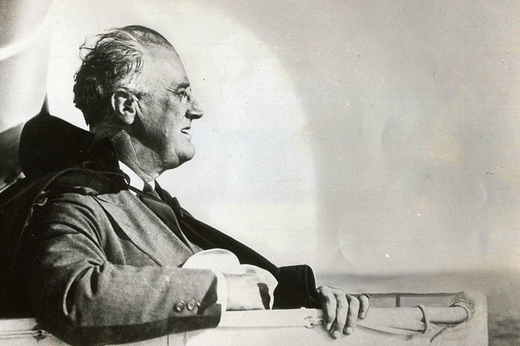 Franklin D Roosevelt, FDR