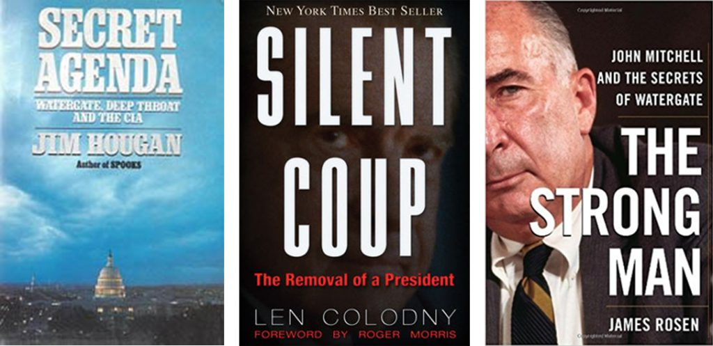 Secret Agenda, Silent Coup and The Strong Man
