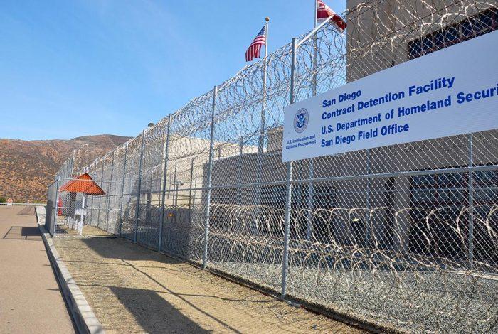 Otay Detention Facility, San Diego