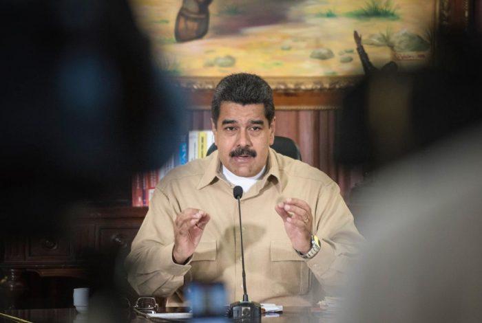 Nicolás Maduro, President, Venezuela