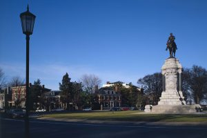 Monument Avenue, Robert E. Lee, Richmond