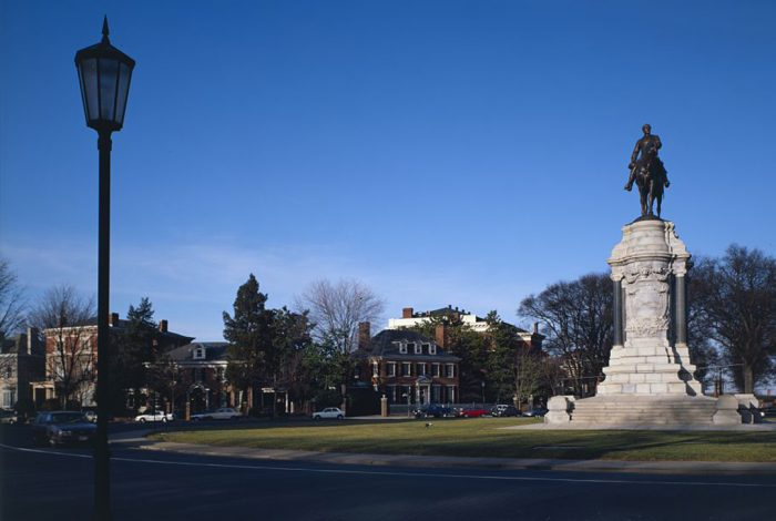 Monument Avenue, Robert E. Lee, Richmond