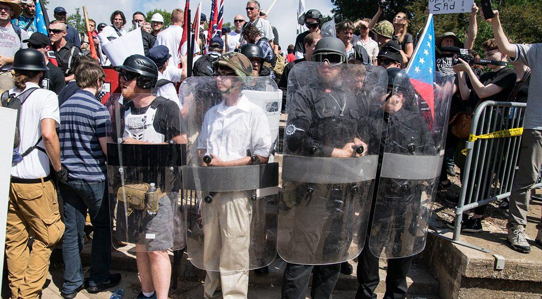 Unite the Right, Charlottesville