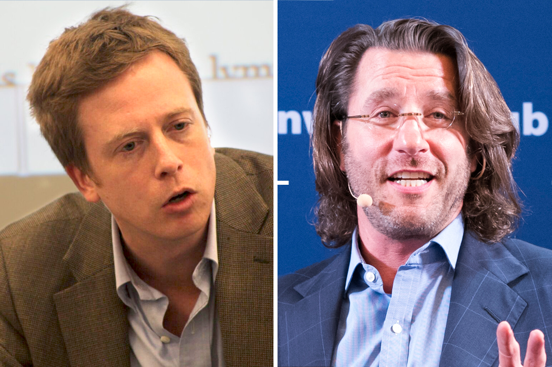Barrett Brown, Barry Eisler