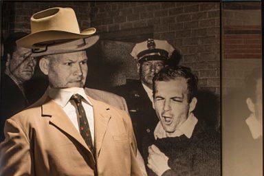 Lee Harvey Oswald, exhibit