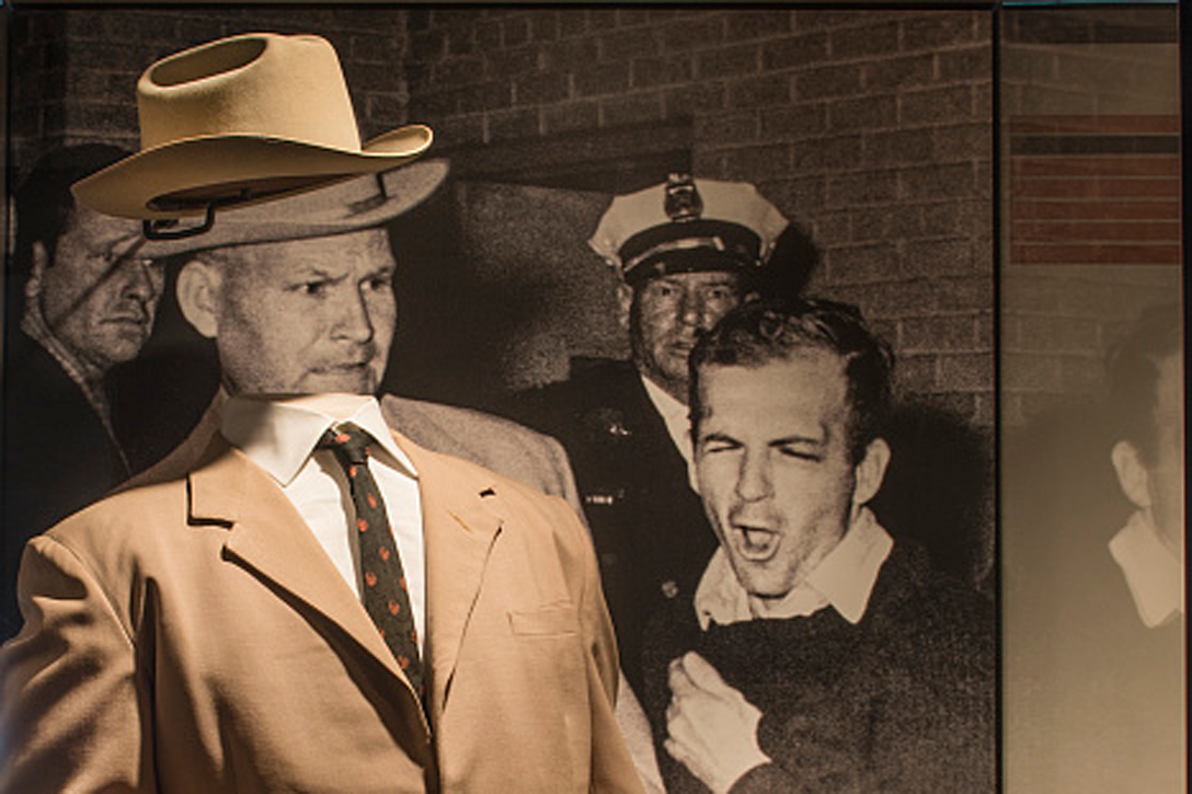 Lee Harvey Oswald, exhibit