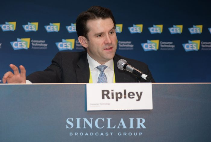 Chris Ripley, Sinclair Broadcasting Group