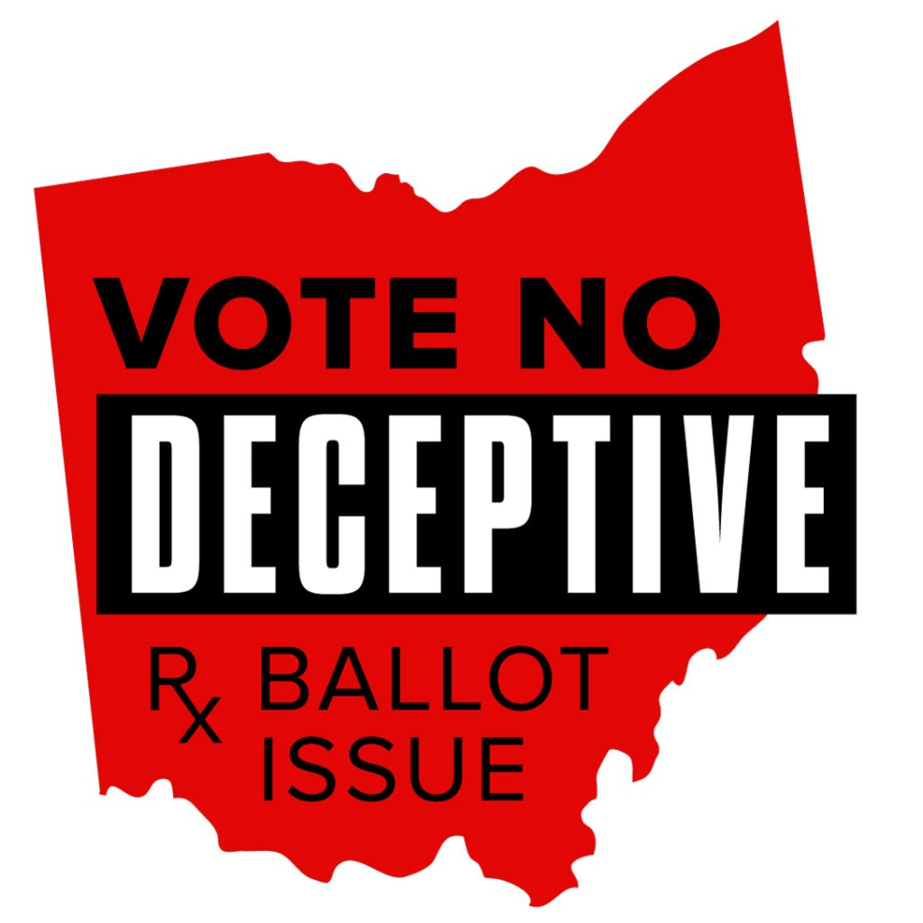 Vote No Deceptive Rx Ballot Issue