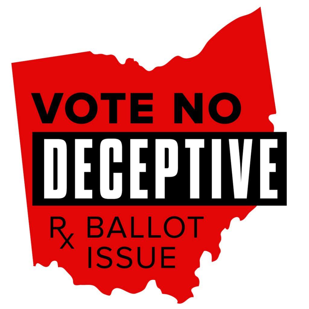 Vote No Deceptive Rx Ballot Issue