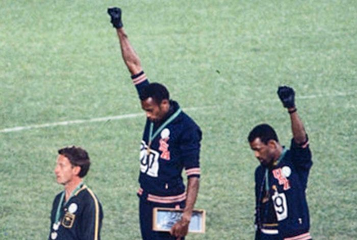John Carlos, Tommie Smith, Peter Norman