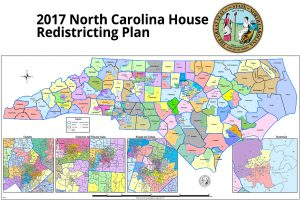 North Carolina, redistricting, gerrymandering
