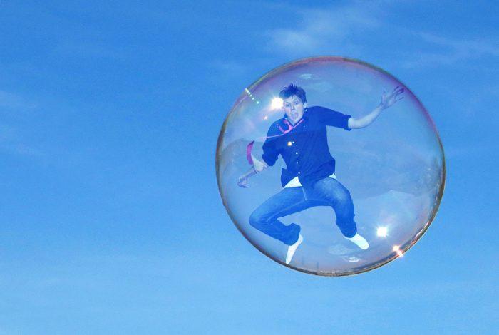 media bubble
