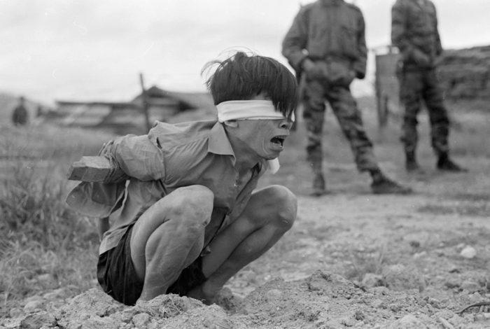 Viet Cong, Interrogation,1967
