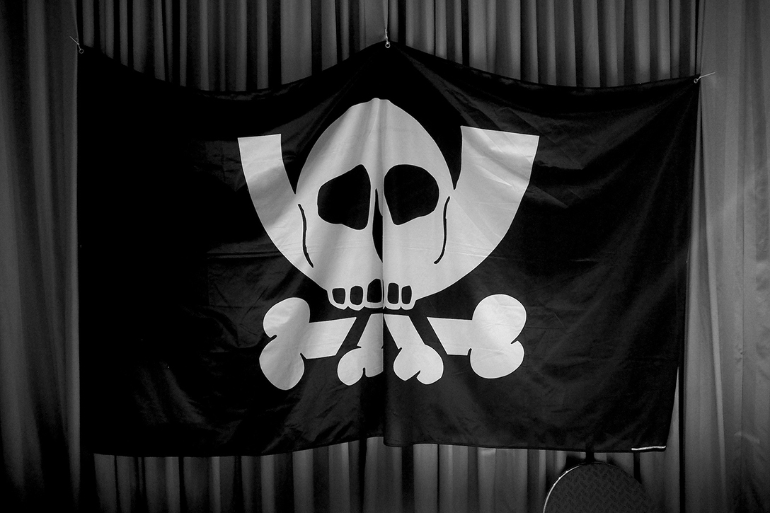 data pirate flag