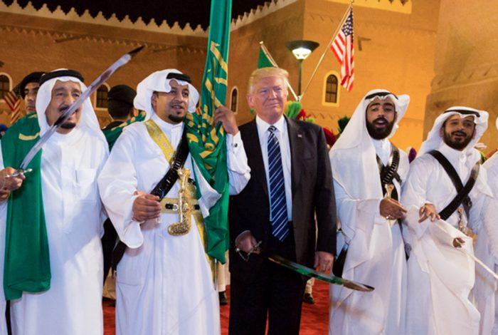 Donald Trump, Saudi Arabia
