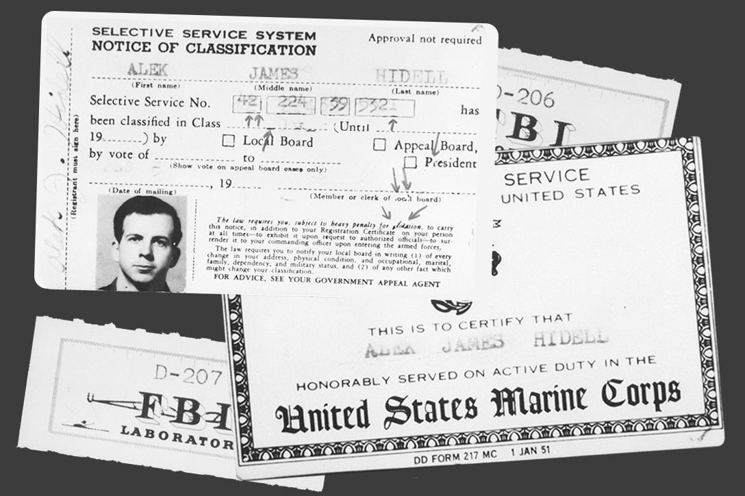 Lee Harvey Oswald, documents