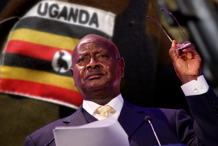 Uganda, Yoweri Museveni