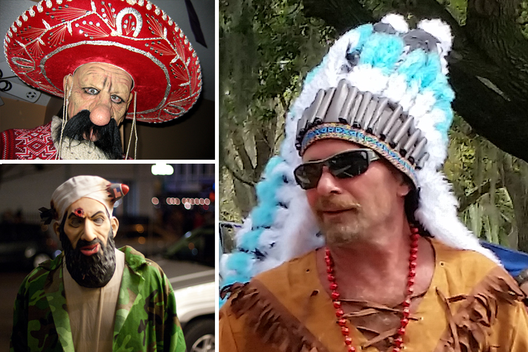Costumes, Cultural Appropriation