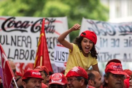 Spain, Coca Cola, union