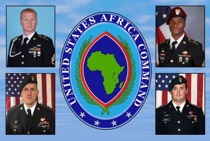 US Special Forces, Niger