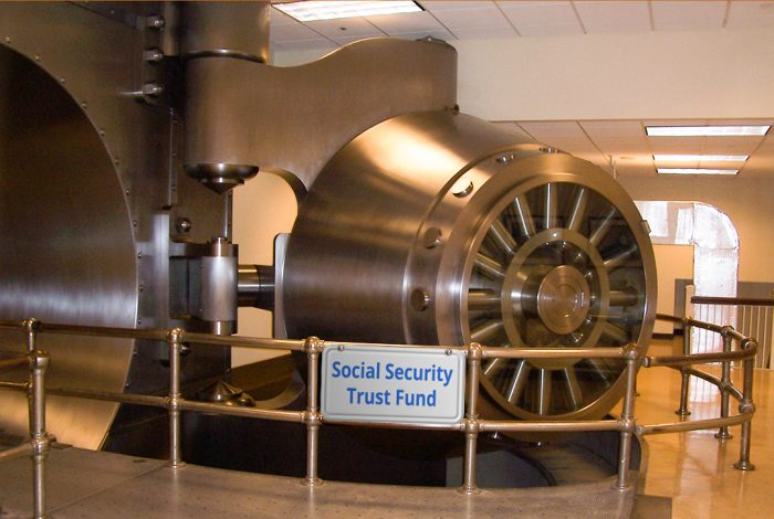 Federal Reserve Bank, Social Security