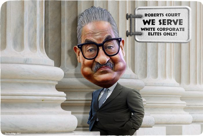 Thurgood Marshall, Supreme Court