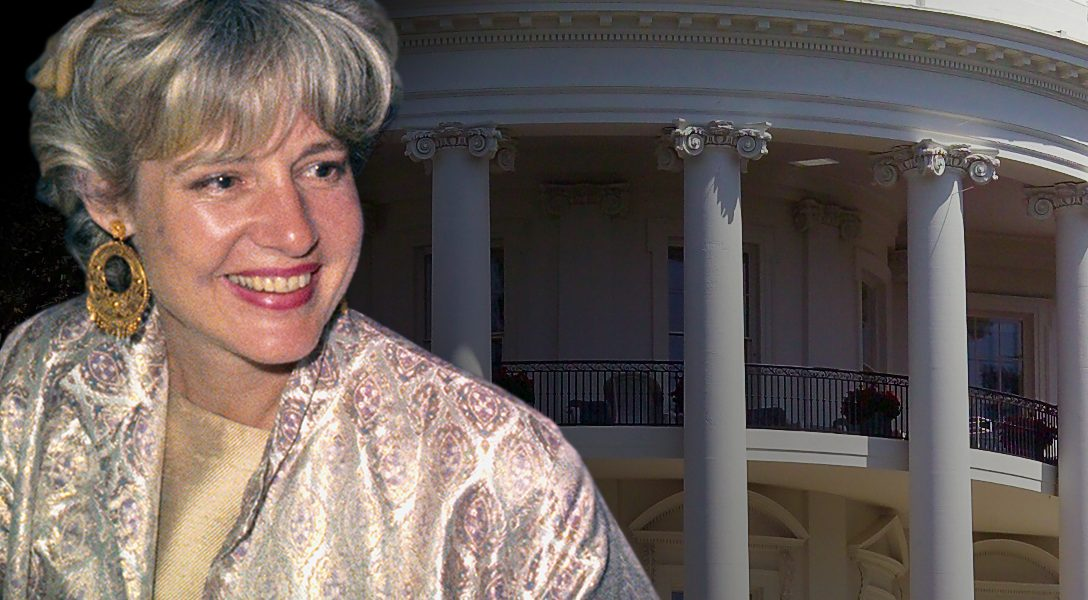 Mary Pinchot Meyer, The White House