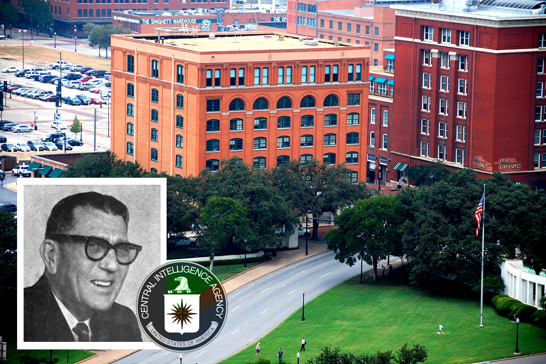 Earle Cabell, Dealey Plaza, CIA