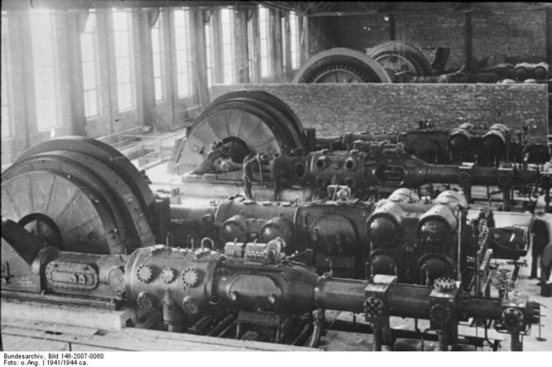 IG-Farbenwerke, factory