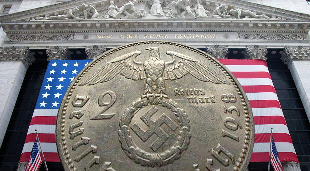 New York Stock Exchange, Reichsmark