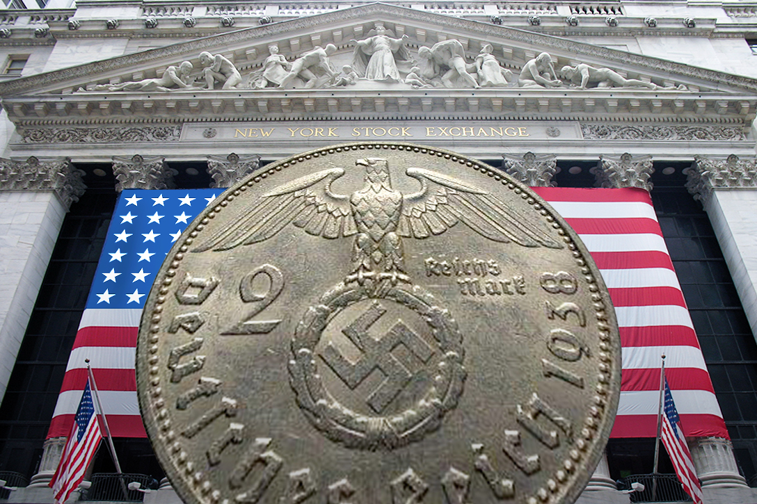 New York Stock Exchange, Reichsmark