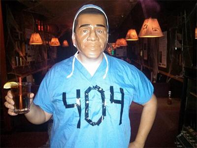 Obamacare, costume