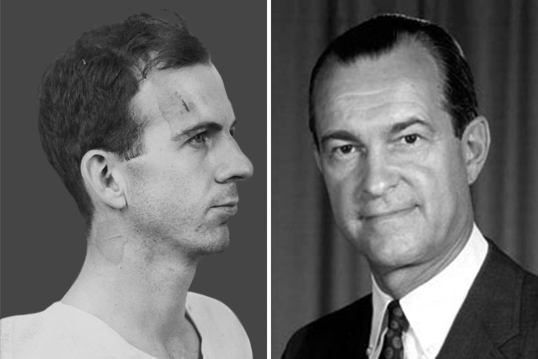 Lee Harvey Oswald, Richard Helms