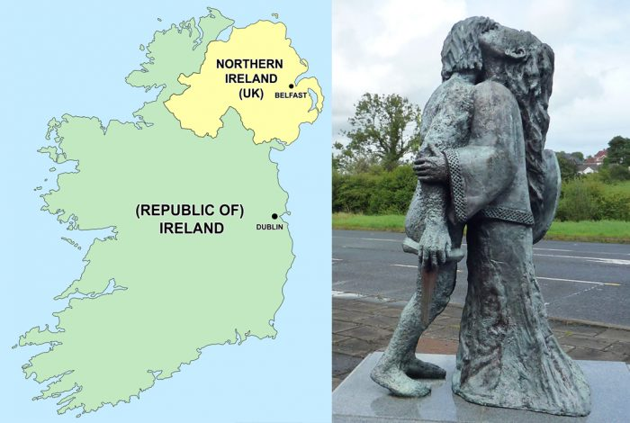 Northern Ireland, Republic of Ireland, Brexit