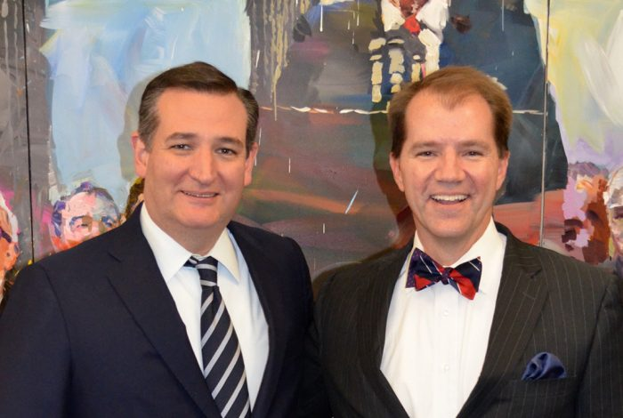 Ted Cruz, Don Willett
