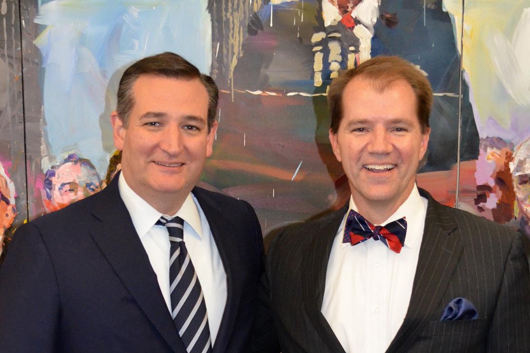 Ted Cruz, Don Willett