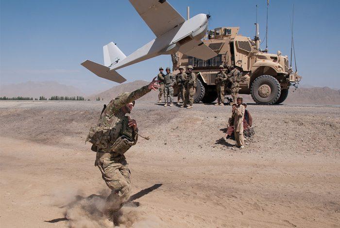 Drone, Afghanistan, U.S. Army