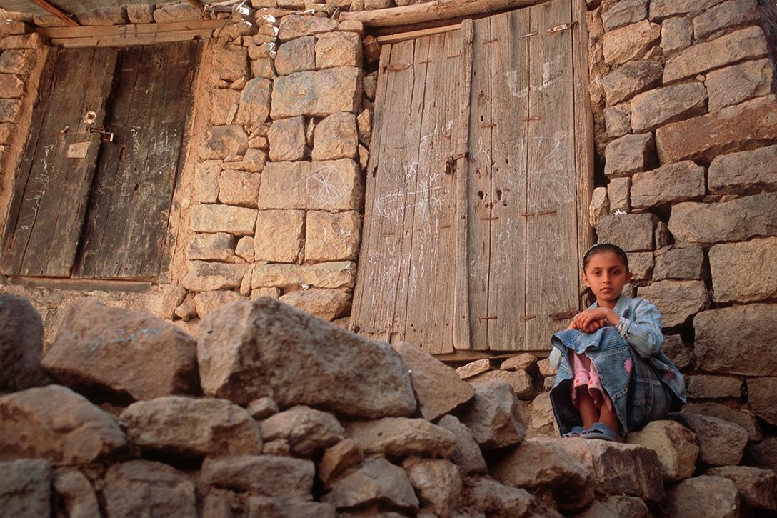 Yemen, child