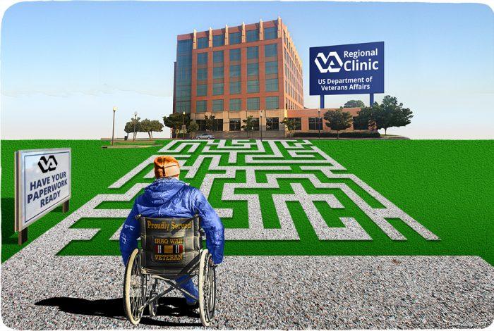 veteran, VA, clinic