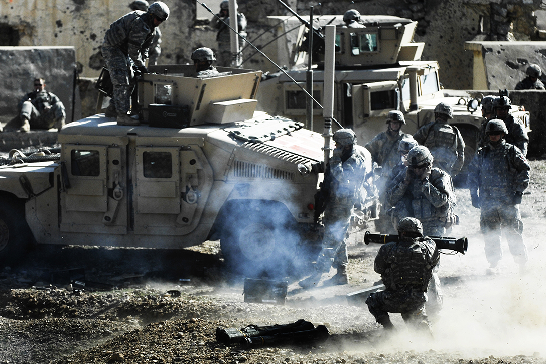 US Army Soldiers, Iraq