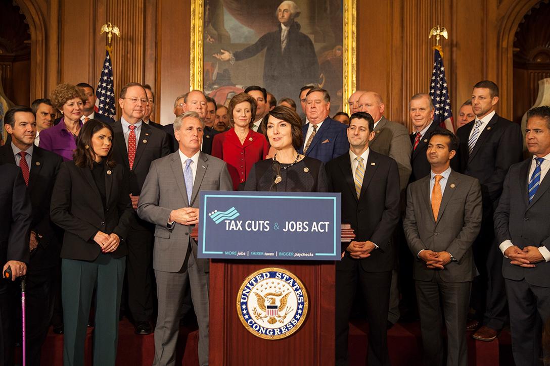 Republican, US House, tax cuts