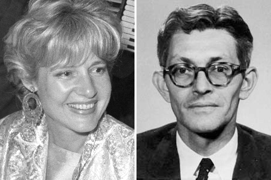 Mary Pinchot Meyer, James Jesus Angleton