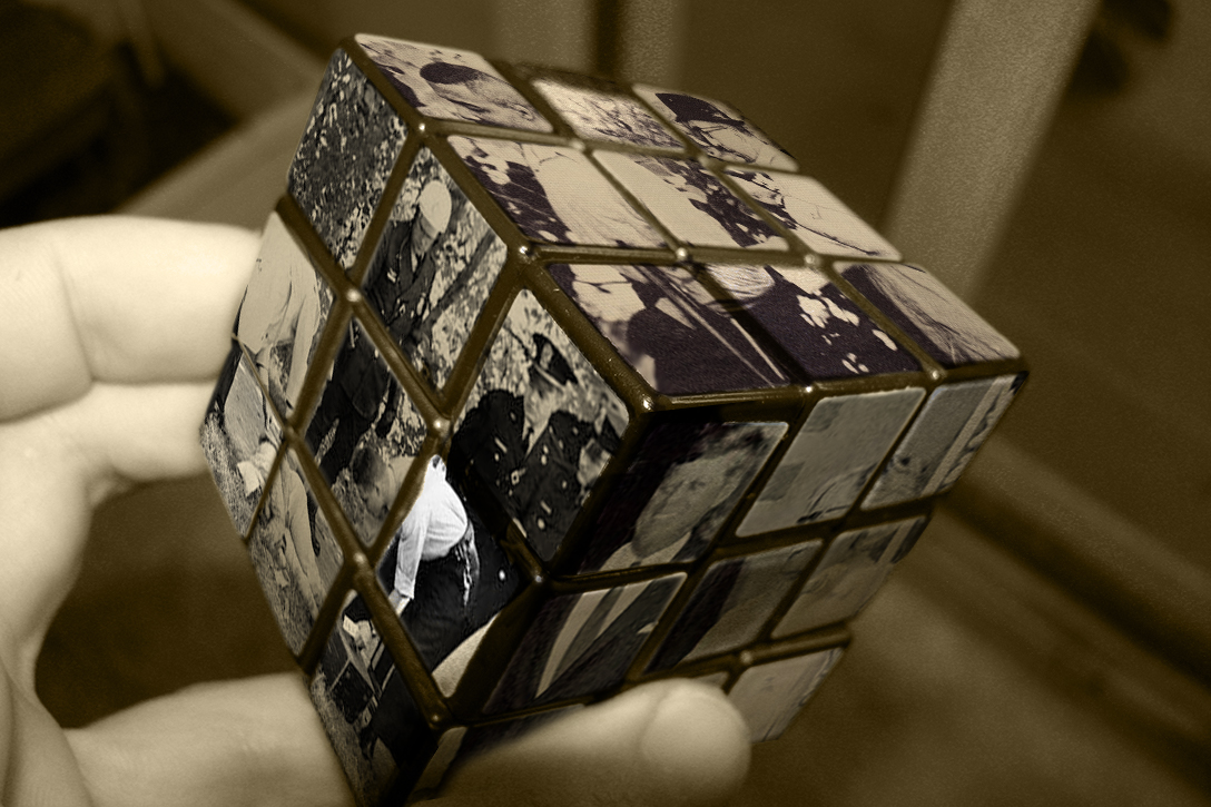 Assassination, Mary Pinchot Meyer, Rubik's Cube