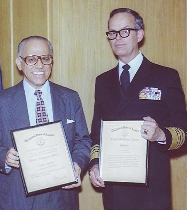 George Joannides, Bobby Inman