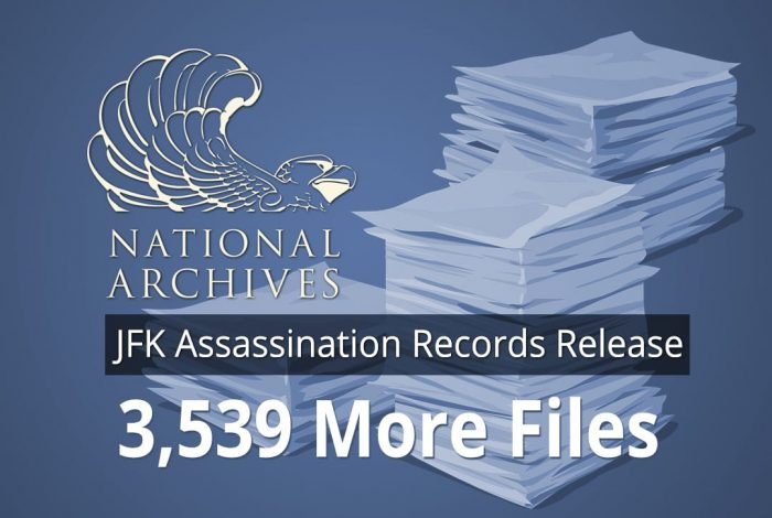 JFK, records, National Archives