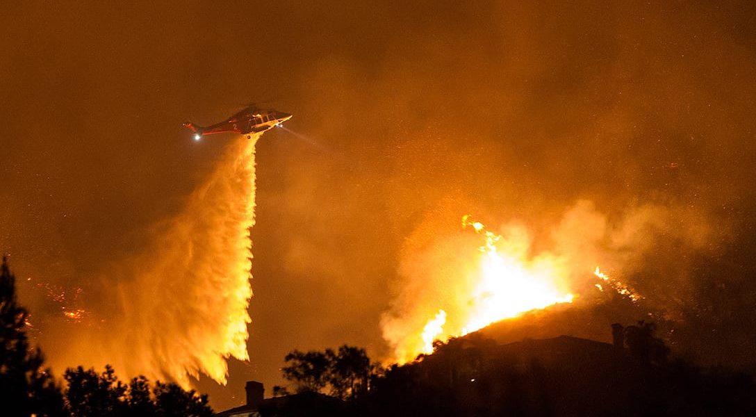 California, fire