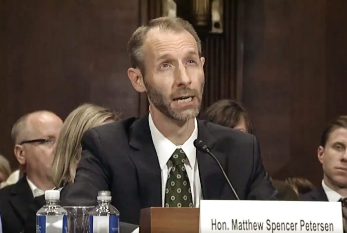 Trump judicial nominee struggles with basic legal knowledge during hearing
