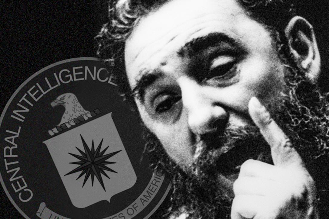 Fidel Castro, CIA